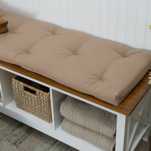 Deauville 45 X 16 Storage Bench Cushion