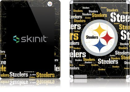 NFL - Pittsburgh Steelers - Pittburgh Steelers Blast - Apple iPad 2 - Skinit Skin by Skinit