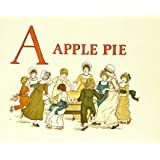 A, Apple Pie, by Kate Greenaway (V&A Custom Print)