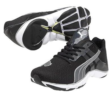 Puma - Womens Mobium Runner Elite Shoes, Size: 10 B(M) US, Color: Black