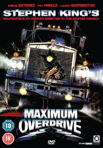 Brivido / Maximum Overdrive ( Maximum Over drive ) [ Origine UK, Nessuna Lingua Italiana ]