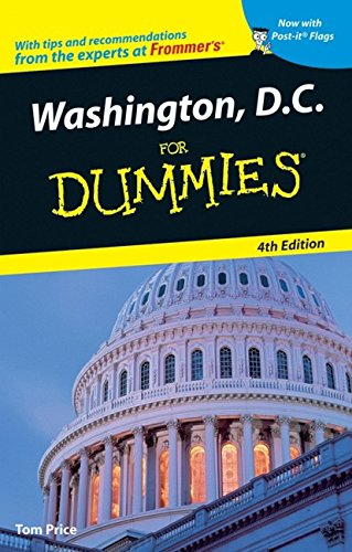 Washington, D.C. For Dummies