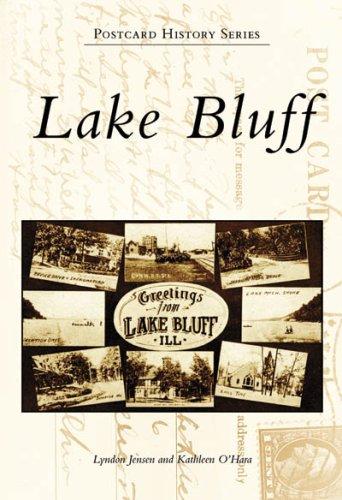 Lake Bluff (Postcard History Series)