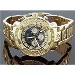 Aqua Master Mens Diamond Watch Hip Hop Jewelry 96-61