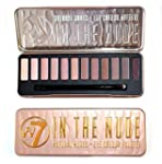 W7 In The Nude Natural Nudes Eye Colo...