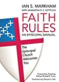 img - for Faith Rules: An Episcopal Manual book / textbook / text book