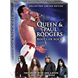 "Queen & Paul Rogders - Roots of Rock (2 DVDs, NTSC, Buch)von ""Queen"""