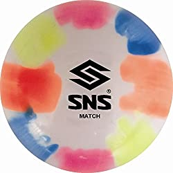SNS MATCH SMOOTH MULTI COLOUR Hockey Balls - Box of 6.