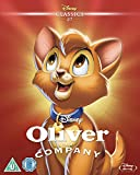 Oliver and Company (1988) (Limited Edition Artwork Sleeve) [Blu-Ray]