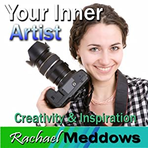 Your Inner Artist Hypnosis: Creativity & Inspiration, Guided Meditation, Binaural Beats, Positive Affirmations | [Rachael Meddows]
