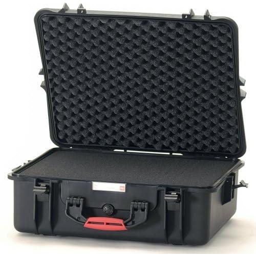 軽量設計★2700F Hard Case with Cubed Foam 2700F ハードケース HPRC社 Black【並行輸入】