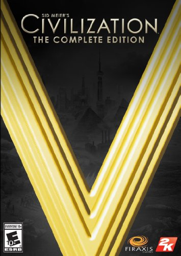 Get Sid Meier's Civilization V: The Complete Edition [Online Game Code]