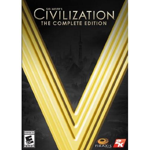 Sid Meier\'s Civilization® V: The Complete Edition (日本語版) [オンラインコード] [ダウンロード]