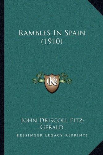 Rambles in Spain (1910)