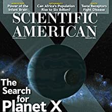 Scientific American, February 2016 Periodical by Scientific American Narrated by Mark Moran