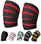 Power Weight Lifting Knee Wraps Lifte...