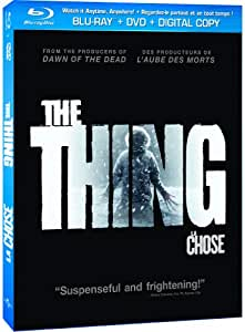 The Thing / La Chose (Bilingual) [Blu-ray + DVD + Digital Copy]
