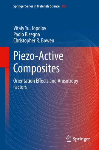 Piezo-Active Composites: 185 (Springer Series In Materials Science)