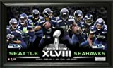 Seattle Seahawks Super Bowl 48 Team Force Panoramic Photo at Amazon.com