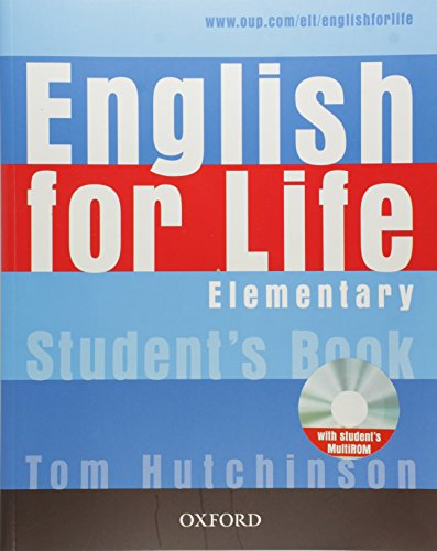English for Life Elementary: Student's Book with Multi-ROM Pack
