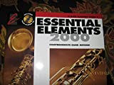 img - for Eb Clarinet, Book 2 Essential Elements 2000 Plus CD Comprehensive Band Method book / textbook / text book