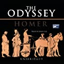 The Odyssey (       UNABRIDGED) by  Homer Narrated by John Lee
