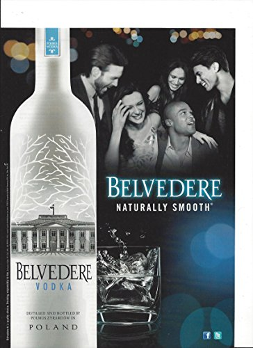 print-ad-for-belvedere-vodka-2013-naturally-smooth-party-scene
