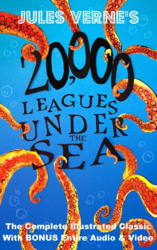 Jules Verne - 20,000 Leagues Under the Sea [Deluxe Illustrated Edition]