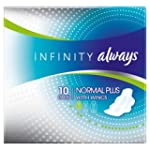 Always Infinity Normal Plus with Wing...