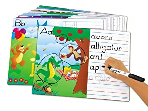 Find & Write Alphabet Cards