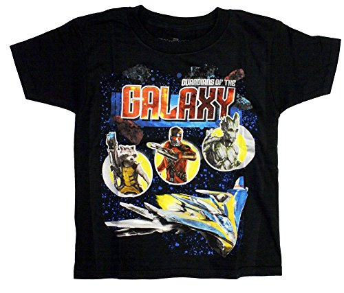 Guardians of the Galaxy Ship Shape Juvy T-Shirt
