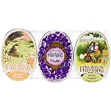 Abbaye De Flavigny - Orange, Anise and Violet Flavored Candies From France 3 Pack 3x1.75oz