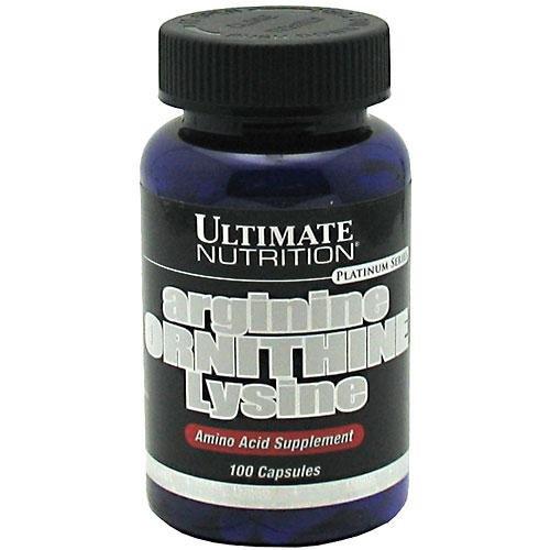 L-ornithine supplement