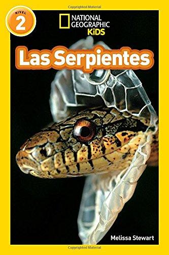 las-serpientes-snakes-libros-de-national-geographic-para-ninos-nivel-2-national-geographic-kids-read
