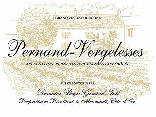 2012 Domaine Boyer-Gontard: Pernand-Vergelesses En Caradeux 750 Ml