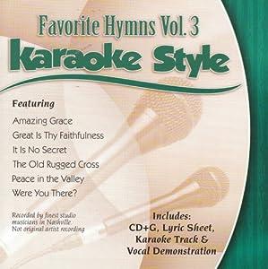 Daywind Karaoke Style: Favorite Hymns, Vol. 3