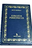 img - for Esbozos Pirronicos book / textbook / text book