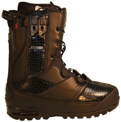 Celsius Men'S Opus Snowboard Boot, Black, 12