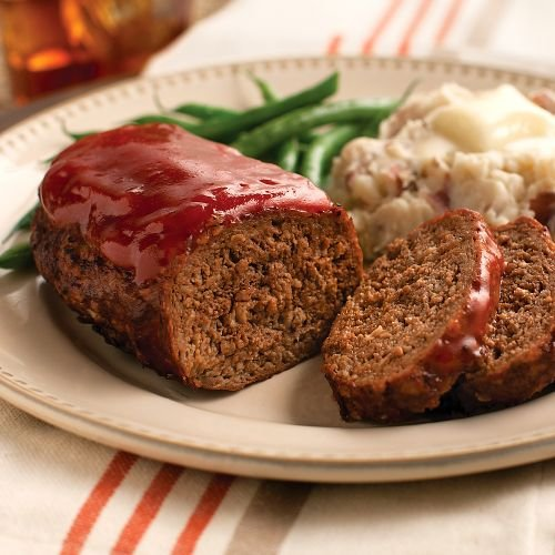 Omaha Steaks 2 Individual Home-Style Meatloaves (12.8 Oz. Pkg.)