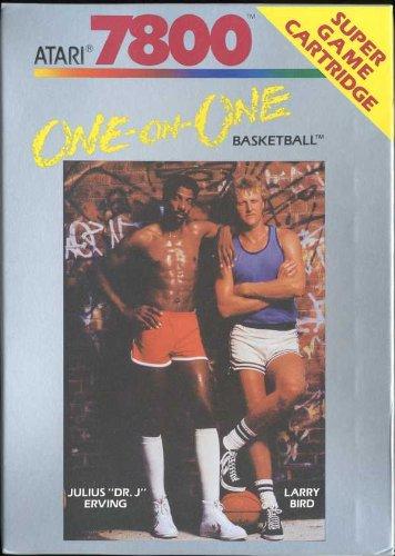One-On-One Basketball (Atari 7800)