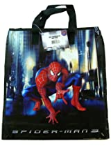 Marvel Heroes character tote bag- Multi-purpose Spiderman woven bag