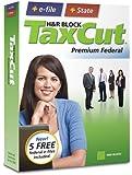 H&R Block TaxCut 2008 Premium Federal + State + e-file [OLD VERSION]