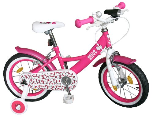 Hello Kitty - 808823 Kinderfahrrad 14 ""