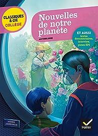 Nouvelles de notre planète: anthologie par Pierre Bordage