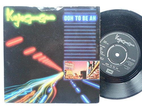 Kajagoogoo Ooh To Be Ah - 7 inch vinyl single