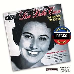 Lisa Della Casa: Operatic Recital (Dmwr)