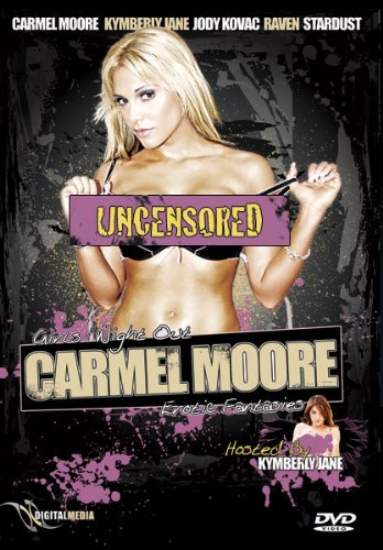 Girls Night Out Erotic Fantasies Featuring Carmel Moore