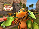 Dinosaur Train: The Burrowers/Shiny's Sea Shells