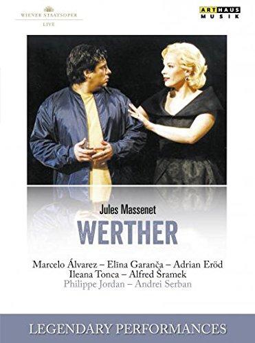 Massenet: Werther (Legendary Performances) [DVD]