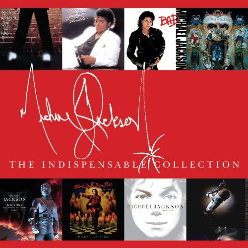 Michael Jackson - Michael Jackson - The Indispensable Collection (8 Cds Vinyl Look Retro Black Edition Reissue 2014) - Zortam Music